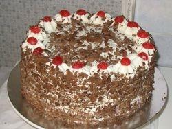 Schwarzwaelder Kirsch Torte