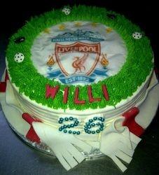Liverpool - Icecream Cake