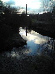 Dodder walk by twilight