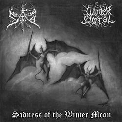 Sadness of the Winter Moon (Split)