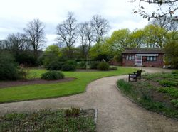 The Walled Garden where Dudley Mind are taking over