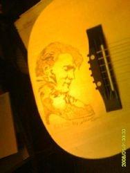 Elvis Presley (copy) Sketched.