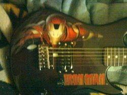 My latest addition: IRON MAN!!