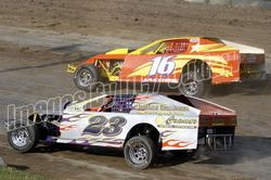 Aaron + Jeremy at Fonda IMCA