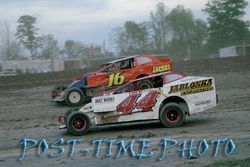 Aaron at Utica Sportsman