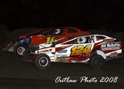 Aaron at Fonda Budget Sportsman 2