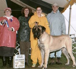 Glouster County Kennel Club