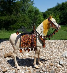 Rosemarie's fairy and horse