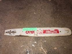 18 Inch Oregon Pro Lite 168SLGK095 Chain Bar