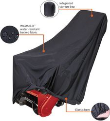 New Classic Accessories Single Stage Snow Thrower Cover