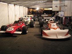Nurburgring: the cars