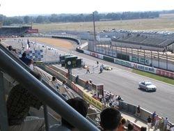 Le Mans: Race start