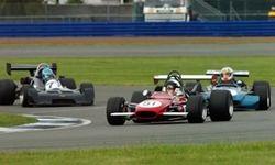 Silverstone Classic: Battling hard