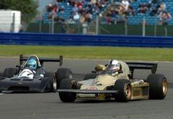 Silverstone Classic: Atlantic vs F2
