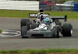 Silverstone Classic: Atlantic vs F5000