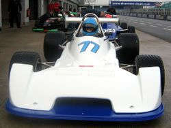 Silverstone: Pre-Season shakedown 1