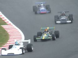 Spa: Amanda heads rival Hermann Unold