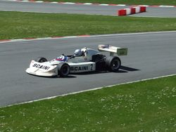 Brands Hatch: Chris Alford