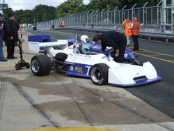 Oulton Park Gold Cup: final checks