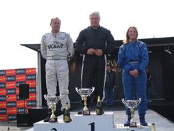 Hockenheim: On the podium