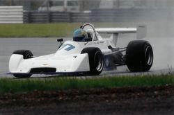 Silverstone: Wet race