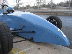 Pre-season testing at Oulton Park