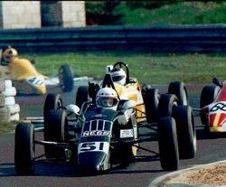 Van Diemen RF90 Formula Ford