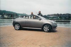 Micra CC Concept Car photoshoot