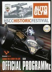 Brands Hatch Historic Festival Programme 1