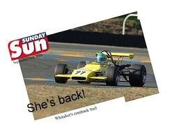 Sunday Sun article
