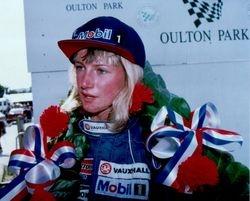 Winner at Oulton - Formula Vauxhall