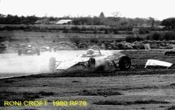Dad in a Formula Ford