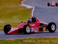 1976 Hawk DL19 Oulton Park