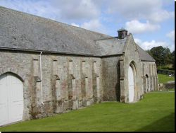 The Great Barn, Buckland Abbey