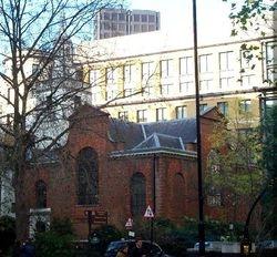 St Anne & St Agnes Gresham Street