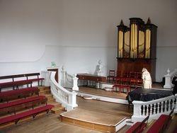 Holywell Music Room, Oxford