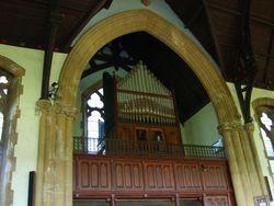 Kelly College Chapel
