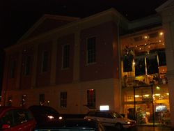 The Assembly Rooms, Ludlow