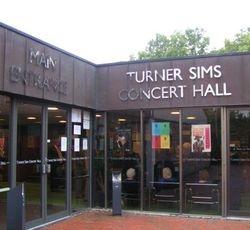 Turner Sims Hall, Southampton University