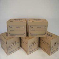 Archive Boxes & Lid  $5 each