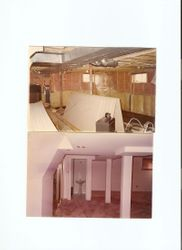 completely finished basement