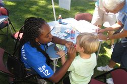 Kids Health Day In Glenmont, MD