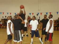 Hoopin' for HIV