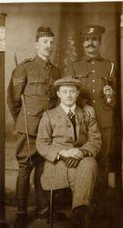 Sgt A Drennan Linlithgow Company