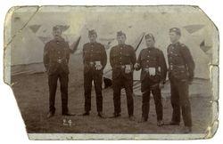 Bathgate Company Sergeants