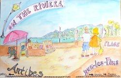 A la Plage Promenade - Juan-les-Pins
