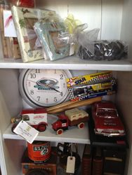 Vintage toys & hostess gifts