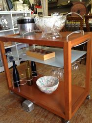 Bar carts & accessories