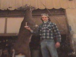 Adrian's Trophy Buck