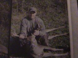 Tommy's 8 Pointer